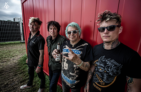 UK SUBS + GUEST
