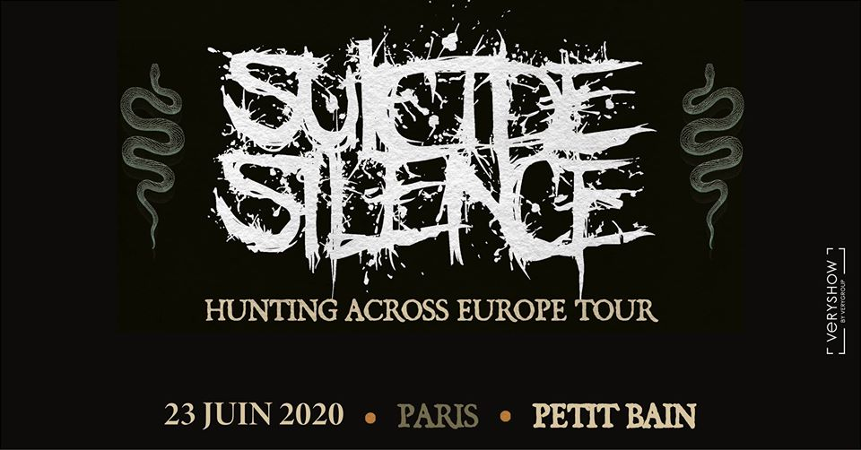 SUICIDE SILENCE + GUEST
