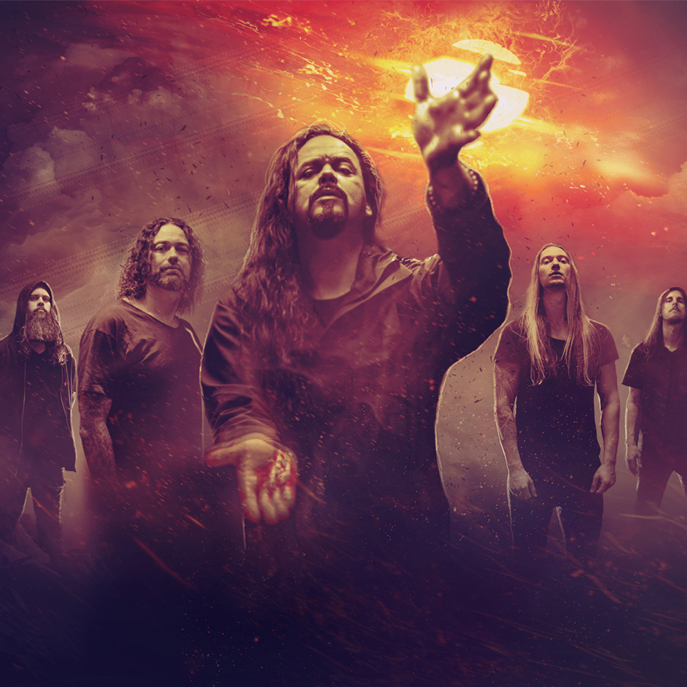 EVERGREY + WITHERFALL + DUST IN MIND