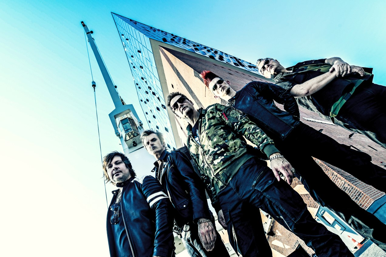 Die Krupps – Bright Side Of Hell Tour